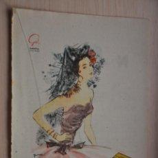 Coleccionismo: HOJA REVISTA ANTIGUA PUBLICIDAD HENO DE PRAVIA. Lote 195184040