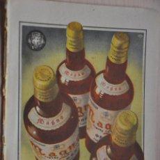 Coleccionismo: HOJA REVISTA ANTIGUA PUBLICIDAD MAGNO OSBORNE. Lote 195184065