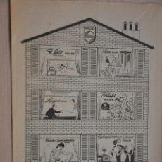 Coleccionismo: HOJA REVISTA ANTIGUA PUBLICIDAD PHILIPS. Lote 195184125