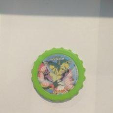 Coleccionismo: TAZO DRAGON BALL Z CHAPS / 1989 / N°19. Lote 195214951