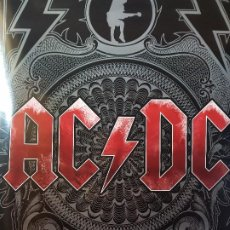 Coleccionismo: POSTERS DE AC/DC: BLACK ICE 90CM X 60CM. Lote 195219061