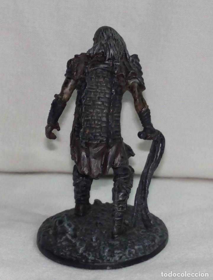 Coleccionismo: Figura de plomo El Señor de los Anillos inédita en España Nº169 Orco Comandante. Sin Caja - Foto 5 - 162797798