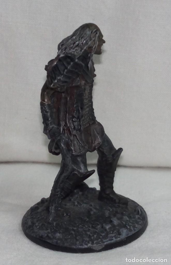 Coleccionismo: Figura de plomo El Señor de los Anillos inédita en España Nº169 Orco Comandante. Sin Caja - Foto 6 - 162797798