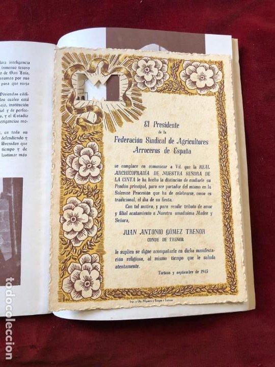 Coleccionismo: PROGRAMA SEMANA SANTA TORTOSA 1951 - Foto 2 - 195339755