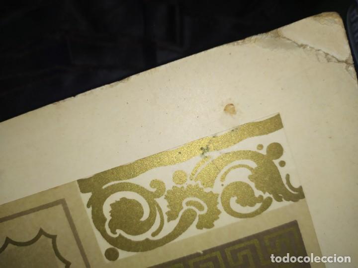 Coleccionismo: GRAN TÍTULO ESCUELA DE ARTE Y OFICIOS ARTÍSTICOS DE VALENCIA 1944 CARTÓN - Foto 4 - 195341091