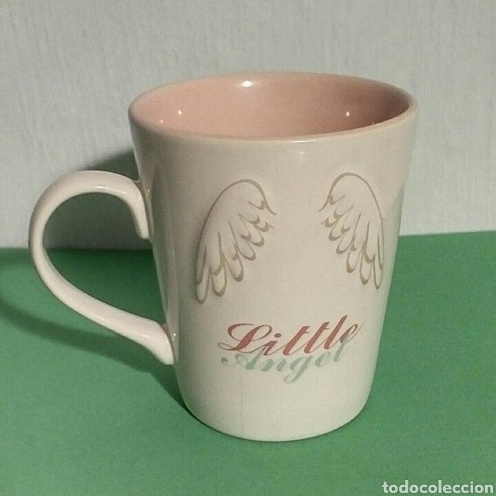 Coleccionismo: Taza cerámica Betty Boop Port Aventura - Foto 2 - 195344461