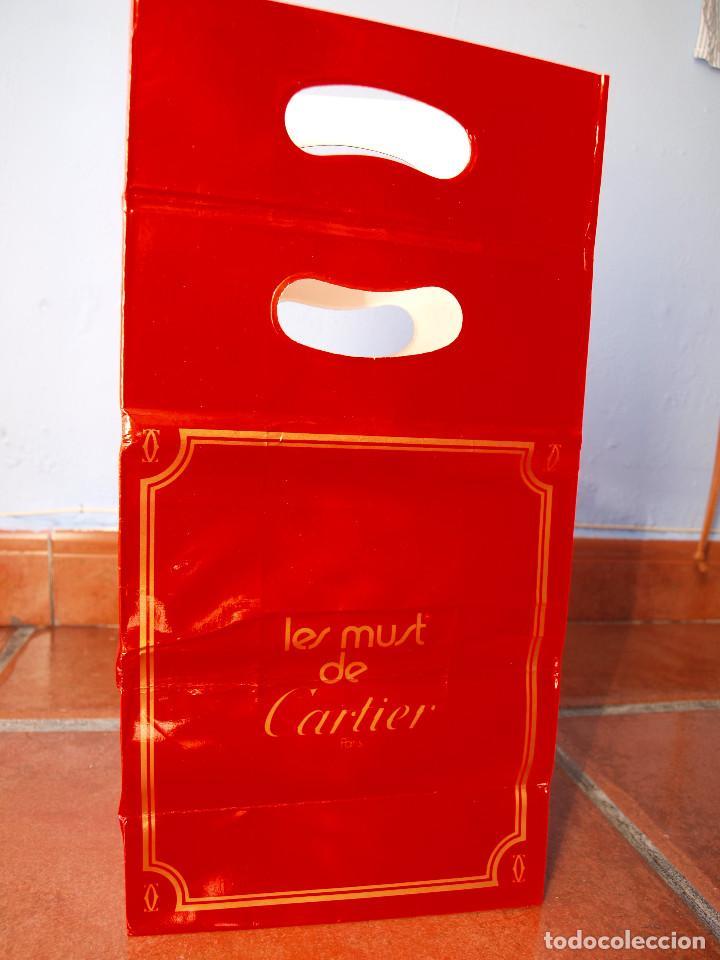 BOLSA CARTIER (Coleccionismo - Varios)