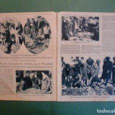 Coleccionismo: LA FERIA INFANTIL DEL LIBRO DEL PARALELO EN BARCELONA - 18/4/1928. Lote 195370127