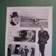 Coleccionismo: MISTERIOSA DESAPARICION DEL MILLONARIO LOEWENSTEIN - 18/7/1928. Lote 195378657