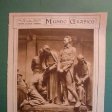Coleccionismo: GRUPO ESCULTORICO DE LLIMONA A LOS MARTIRES DE LA INDEPENDENCIA BARCELONA - 25/12/1929. Lote 195379441