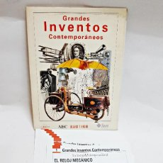 Coleccionismo: GRANDES INVENTOS CONTEMPORANEOS. ABC-BLANCO Y NEGRO. Lote 195425798