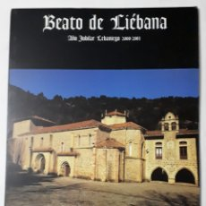 Coleccionismo: BEATO DE LIEBANA.AÑO JUBILAR LEBANIEGO. 2000 - 2001 - 12 LÁMINAS. Lote 195438748