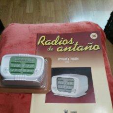 Coleccionismo: RADIOS DE ANTAÑO PYGMY NANI AÑO 1951. Lote 195452321