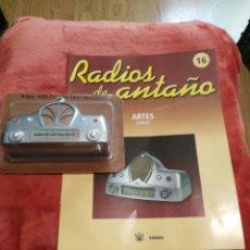 Coleccionismo: RADIOS DE ANTAÑO ARTES AÑO 1947. Lote 195453045