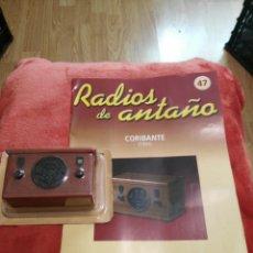 Coleccionismo: RADIOS DE ANTAÑO CORIBANTE AÑO 1931. Lote 195454598