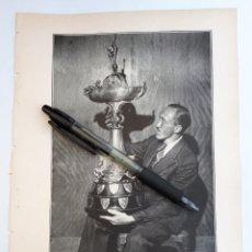 Coleccionismo: EL DEPORTE AL DIA. (HIPICA, MOTOCICLISMO, FUTBOL, TENIS, BOXEO, PELOTA VASCA. 1931. Lote 195463871