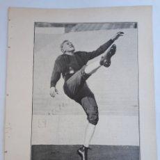 Coleccionismo: NOTAS DEPORTIVAS DE LA SEMANA. 1931. Lote 195464551