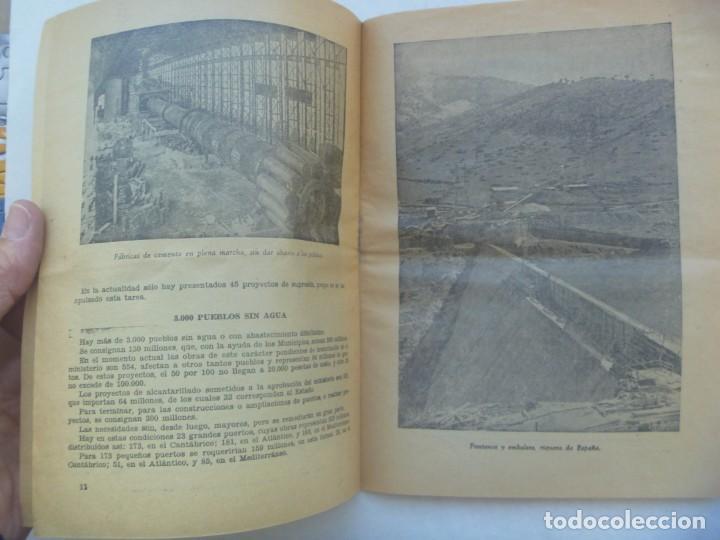 Coleccionismo: REPUBLICA : FOLLETO DE ACCION POPULAR PARA LAS ELECCIONES DE 1936 - Foto 3 - 195470296