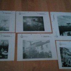 Coleccionismo: 6 LAMINAS DIARIO 16 SEMANA SANTA DE SEVILLA. Lote 195471888
