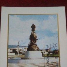 Coleccionismo: PLAZA Y MONUMENTO A COLÓN. MADRID 1977. Lote 195482475