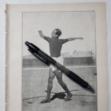 Coleccionismo: EL DEPORTE EN ESPAÑA Y EN EL EXTRANJERO. LOS CAMPEONATOS REGIONALES DE FUTBOL. 1931. Lote 195511565