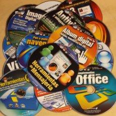 Coleccionismo: 17 CD DE LA REVISTA COMPUTER HOY FINALES AÑOS 90. Lote 196335757