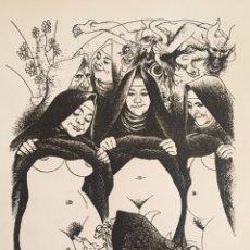 Coleccionismo: CUENCA GRABADO LORENZO GOÑI. Lote 196728505