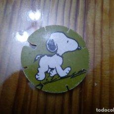 Coleccionismo: TAZO SNOOPY CAPS N° 37 PEANUTS 50 CELEBRATION GREFUSA. Lote 199080890