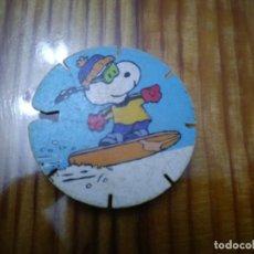 Coleccionismo: TAZO SNOOPY CAPS N° 3 PEANUTS 50 CELEBRATION GREFUSA. Lote 199081075