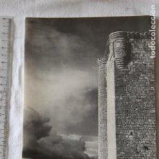 Coleccionismo: CARPETILLA CON FOTO EN LA PORTADA DEL CASTILLO DE ISCAR 17 X 24 FOTO BELTRAN GRAF ANDRES MARTIN. Lote 199131155