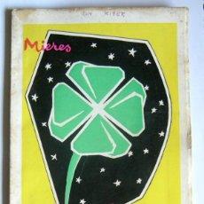 Collectionnisme: PROGRAMA DE FIESTAS DE SAN JUAN BAUTISTA - MIERES DEL CAMINO. 1967. Lote 199177972