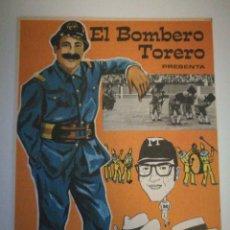 Coleccionismo: CARTEL DE MANO DE TOROS. Lote 199669127