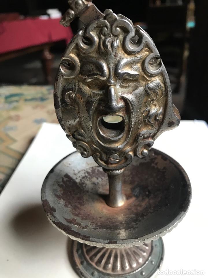Coleccionismo: Cortapuros antiguo - Foto 3 - 199799848