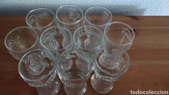 Coleccionismo: Lote 12 vasos promocionales Coca-Cola Euro 2012 - Foto 2 - 199985490