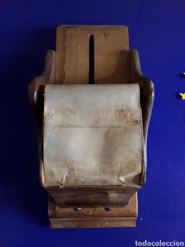 Coleccionismo: Antigua máquina liadora de cigarrillos - Foto 3 - 200007642