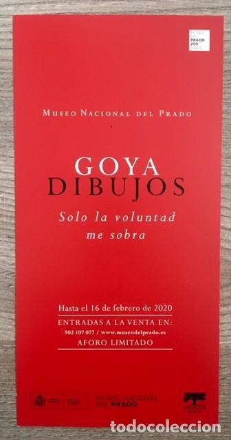 Coleccionismo: GOYA - DIBUJOS - MUSEO DEL PRADO - Foto 2 - 200889676