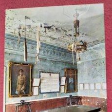 Collezionismo: TARJETA DEL DESPACHO DEL GENERAL MOSCARDÓ Y CONVERSACIÓN TELEFÓNICA. Lote 201114980