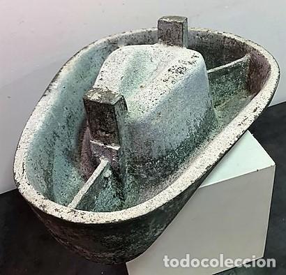 MOLDE-HORMA DE SOMBRERO. (Coleccionismo - Varios)