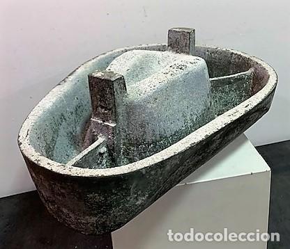 Coleccionismo: Molde-Horma de sombrero. - Foto 2 - 201916548