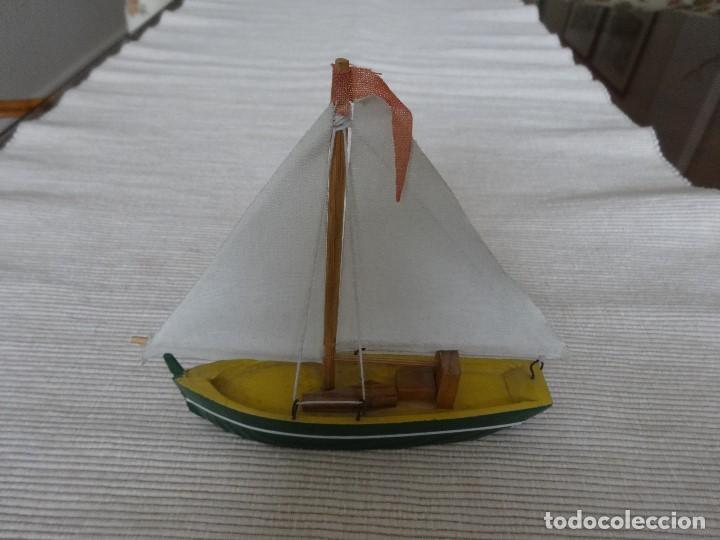 Coleccionismo: Miniatura barco de vela holandés - Foto 2 - 202072055