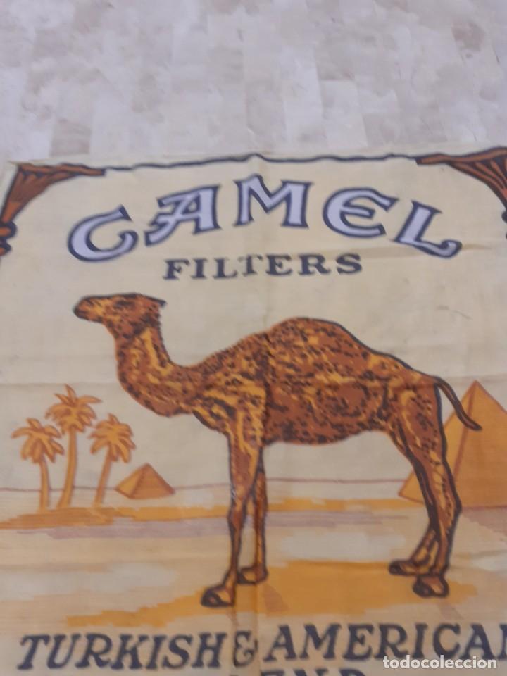 Coleccionismo: pañuelo de cuello de cigarrillos Camel - Foto 4 - 202764402