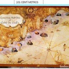 Coleccionismo: PLANO CABO DE GATA ALMERIA. CARTOGRAFÍA.. Lote 203420705