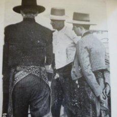 Coleccionismo: JEREZ DE LA FRONTERA CADIZ GANADERIA ANTIGUA LAMINA HUECOGRABADO AÑOS 20. Lote 203946956