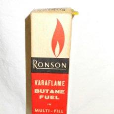 Coleccionismo: RONSON VARAFLAME MULTI-FILL. Lote 204318468