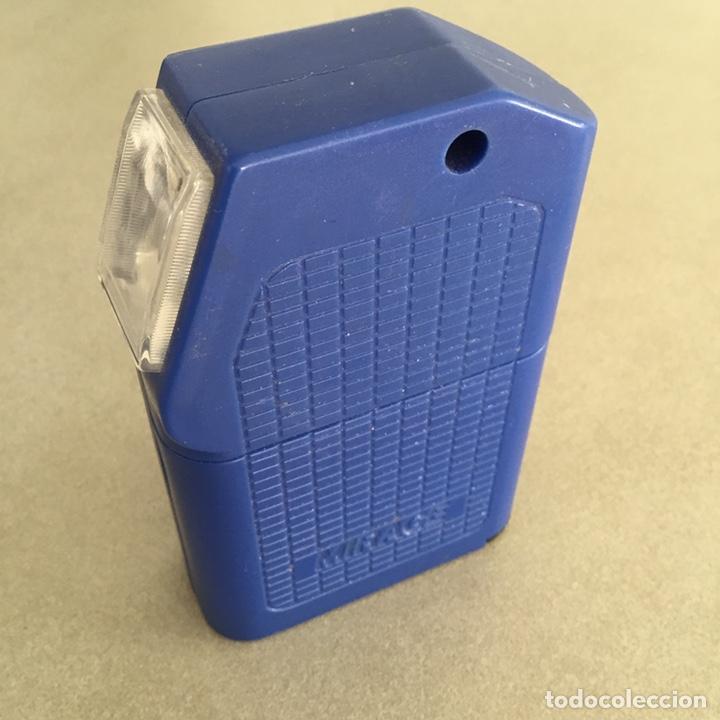 Coleccionismo: MIRAGE linterna de petaca de bolsillo vintage - Foto 2 - 204491767