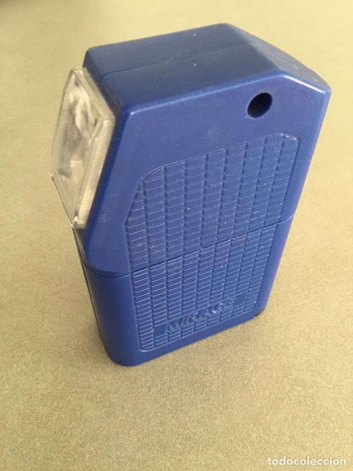 Coleccionismo: MIRAGE linterna de petaca de bolsillo vintage - Foto 3 - 204491767