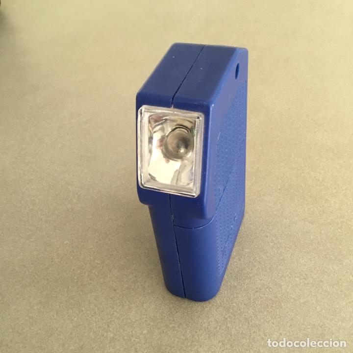 Coleccionismo: MIRAGE linterna de petaca de bolsillo vintage - Foto 5 - 204491767