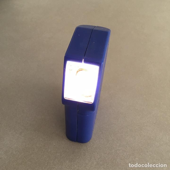Coleccionismo: MIRAGE linterna de petaca de bolsillo vintage - Foto 6 - 204491767