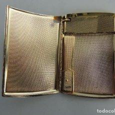 Coleccionismo: ANTIGUA PITILLERA TABAQUERA CON MECHERO OBJETO DE COLECCION. Lote 204677710