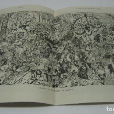 Coleccionismo: RARO LEGAJO DE REVISTA 1950 - 8 DIBUJOS DE RICARDO OPISSO. Lote 205320326